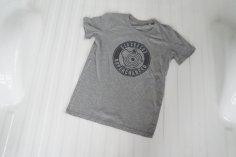 T-shirt men G40 G60 G65 Loader / G-Lader retro look in grey