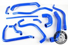 Cooling water hoses VW Polo G40 - blue