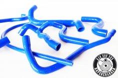 cooling water hoses VW Golf 3 2.0ltr. 16V ABF - blue