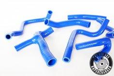 Cooling water hoses VW Golf 2 GTI 16V 1.8ltr PL / KR - blue