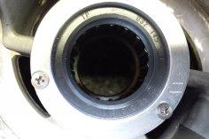 Screw plates displacer - G40 and G60 loader / G-loader